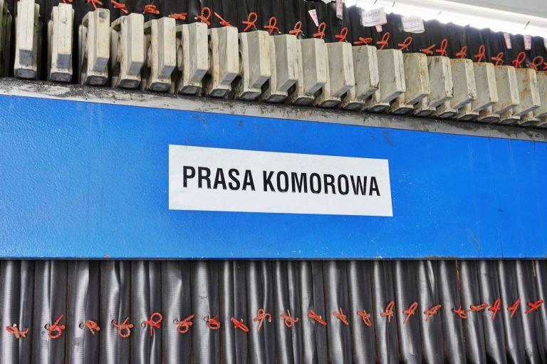 Neutralizacja odpadów ciekłych - ZUO - Zakład Utylizacja Odpadów Konin